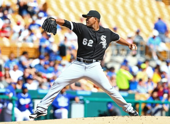 White Sox lefty Jose Quintana, a former New York Yankees farmhand, has quietly become one of the team's most valuable players (Mark J. Rebilas-USA TODAY Sports)